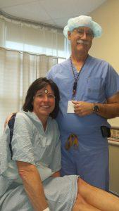My wonderful doctor